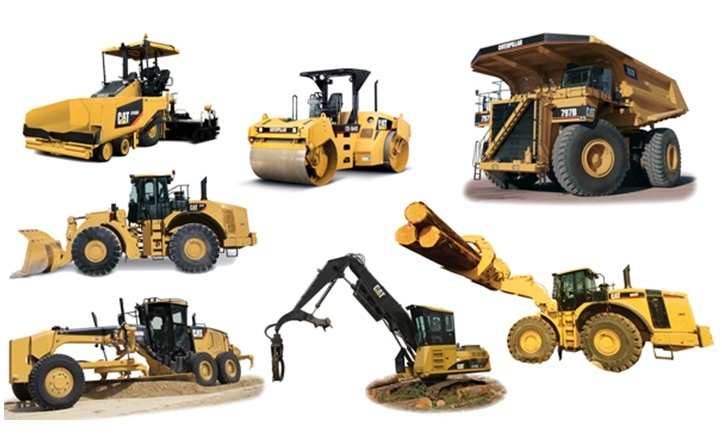 20 Types of Heavy Equipment Used in Road Construction