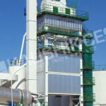 Components of Asphalt Batching Plant