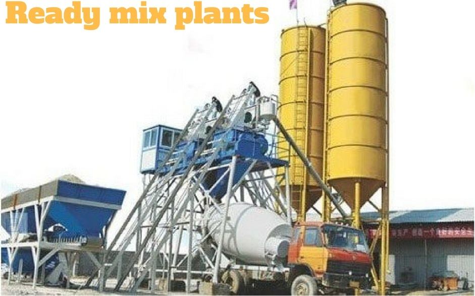Know About the Working of a Concrete Batching Plant