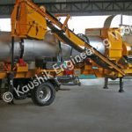 Top Benefits of Using Mobile Asphalt Plant for Construction Business