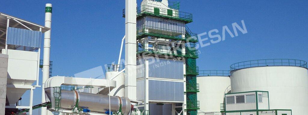 Asphalt Plant Work