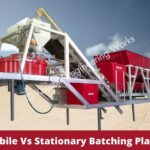 Mobile Vs Stationary Batching Plants: What is the Difference?